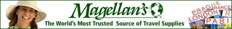Magellan's - Travel Supplies for Business