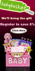 Babybasket.com - Just Register to Save 5%