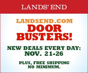 Lands' End Door Busters