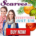 Great gift ideas from Scarves.com!