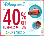 Magical Deals at Disney Store