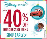 Magical Deals at Disney Store