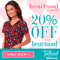 HeartSoul Scrubs Now On Sale @Tafford.