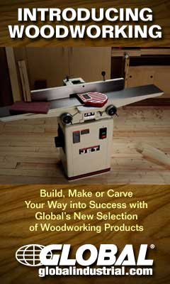 Woodworking tools at Global Industrial