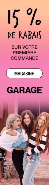 Garage Clothing banner