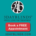 3 Day Blinds Coupon: Buy 1 Get 1 50% Off + 12 Months Special Financing Deals