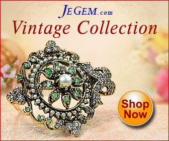 Vintage Jewelry at JeGem.com