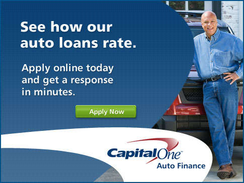 Capital One Auto Finance - New car loan