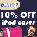 10% Off iPod Cases