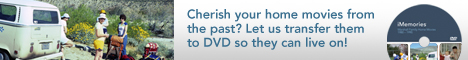 iMemories - Preserve Your Memories on DVD