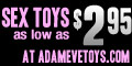 Sex Toys as Low as $2.95