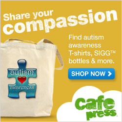 Fight Autism with T-shirts & Gifts from CafePress