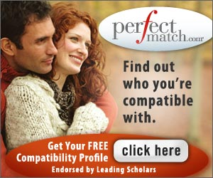 PerfectMatch.com Find out who you're compatible with.