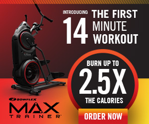 Bowflex max traininer