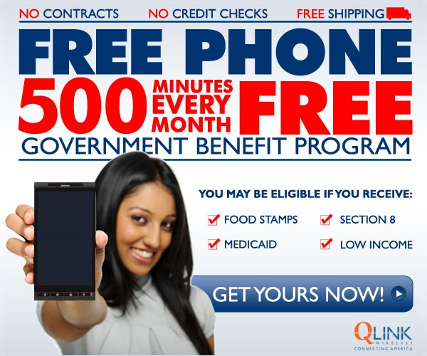 Government Benefit Program Plus Free Phone