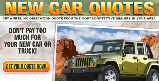 New Car Quote Campaign