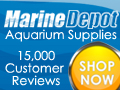 Marine Depot - Tropical fish, fresh & saltwater aquariums & reef tanks. Filters, lighting, protein skimmers & more