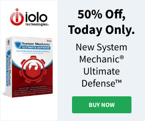 iolo System Mechanic® - Fix, Speed Up Your PC