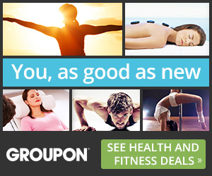 Groupon Fitness Classes