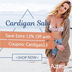 Azbro Cardigan Sale