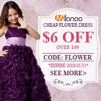 Dreamy Flower Girl Dress Big Sale $6 Off Over $69