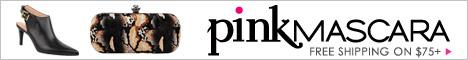 Save 30%-70% Pink Mascara Spring Closeout Sale