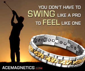Get the magenetic bracelet that the pros love!