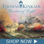 thomas kinkade painters of light 2010 calendars