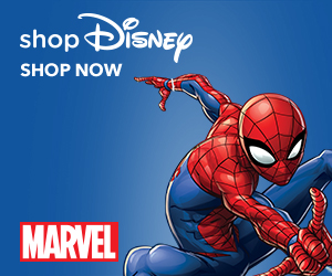 Shop Marvel at the Disney Store