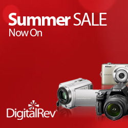 DigitalRev's Summer Sale is now ON!