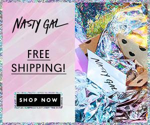 Nasty Gal Free Shipping