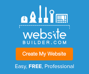 Building your own professional website is as easy as 1.2.3