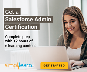 300x250 Salesforce Administrator & App Builder Certification Training