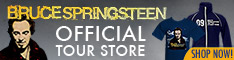 Bruce Springsteen Official Store