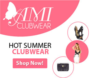 Get sizzling hot summer clubwear at AMIclubwear.com