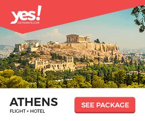Yes Getaways - Athens