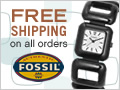 Fall Clearance from Fossil