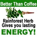 Better Than Coffee Energy