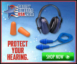 Safety Glasses USA Hearing Protection