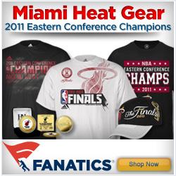 Lebron James to the Miami Heat!