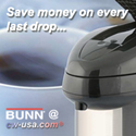 Buy Bunn and save at Coffee Wholesale