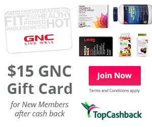 FREE After Rebate Gift Card