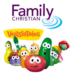 Grab your Veggies at FamilyChristian.com!  DVDs, music, books, toys, games, and more!