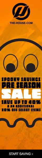 Spooky Savings - Preseason Sale!