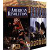American Revolution VHS set - 6pk
