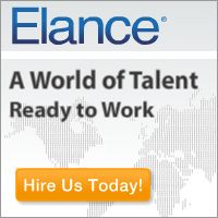 Elance - A World of Talent Ready to Work