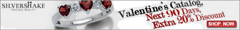 Valentine's Special Offer at Silvershake.com