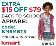 Back to school kmart online