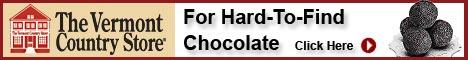 Vermont Country Store Chocolates