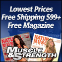Muscle & Strength Nutrition Superstore AD